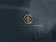 Acadiana Fire Extinguisher Sales and Service Logo - Entry #243