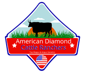 American Diamond Cattle Ranchers Logo - Entry #83