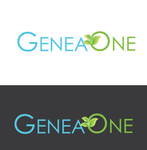 GeneaOne Logo - Entry #183