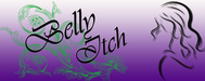 Bellyitch Blog Relaunch Contest Logo - Entry #14