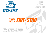 Five Star Logo - Entry #30