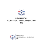 Mechanical Construction & Consulting, Inc. Logo - Entry #101