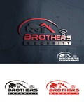 Brothers Security Logo - Entry #239