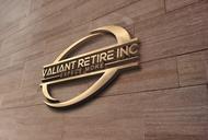 Valiant Retire Inc. Logo - Entry #298