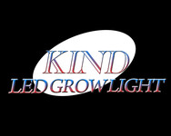 Kind LED Grow Lights Logo - Entry #69