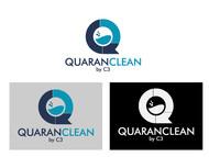 QuaranClean Logo - Entry #17