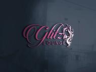 Glitz Lounge Logo - Entry #136