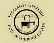 Escalante Heritage/ Hole in the Rock Center Logo - Entry #54