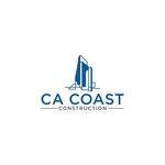 CA Coast Construction Logo - Entry #280