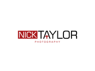 Nick Taylor Photography Logo - Entry #34