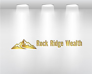 Rock Ridge Wealth Logo - Entry #193