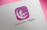 Jasmine's Night Logo - Entry #389