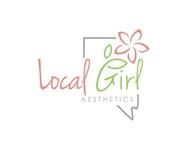 Local Girl Aesthetics Logo - Entry #35
