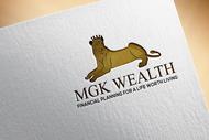MGK Wealth Logo - Entry #330
