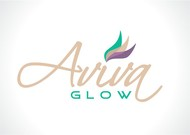 AVIVA Glow - Organic Spray Tan & Lash Logo - Entry #12
