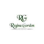Regina Gordon Law Office  Logo - Entry #87