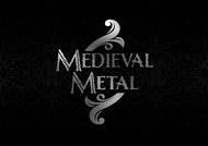Medieval Metal Logo - Entry #43