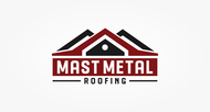 Mast Metal Roofing Logo - Entry #46