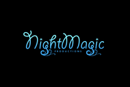 Night Magic Productions Logo - Entry #40