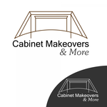 Cabinet Makeovers & More Logo - Entry #38