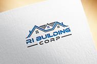 RI Building Corp Logo - Entry #371