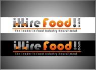 iHireFood.com Logo - Entry #130
