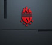 Acadiana Fire Extinguisher Sales and Service Logo - Entry #317