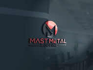 Mast Metal Roofing Logo - Entry #124