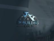 RI Building Corp Logo - Entry #78