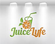 JuiceLyfe Logo - Entry #177
