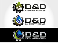 D&D Land Services, LLC Logo - Entry #34