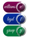 williams legal group, llc Logo - Entry #242
