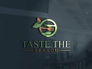 Taste The Season Logo - Entry #25