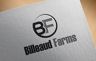 Billeaud Farms Logo - Entry #4