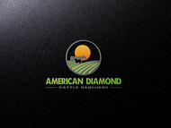 American Diamond Cattle Ranchers Logo - Entry #174