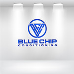 Blue Chip Conditioning Logo - Entry #200
