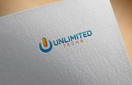 Unlimited Techs Logo - Entry #4