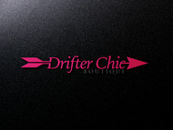 Drifter Chic Boutique Logo - Entry #102