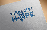 Sea of Hope Logo - Entry #90