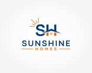 Sunshine Homes Logo - Entry #278