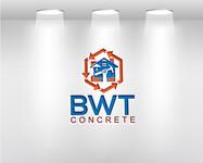 BWT Concrete Logo - Entry #310