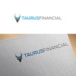 "Taurus Financial (or just ""Taurus"") Logo - Entry #24"