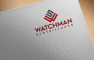 Watchman Surveillance Logo - Entry #278
