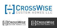 Crosswise Custom Homes Logo - Entry #86