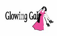 Glowing Gal Logo - Entry #87