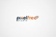 PixelFree Studio Logo - Entry #43