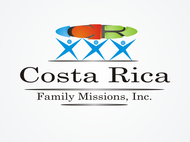 Costa Rica Family Missions, Inc. Logo - Entry #55