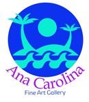 Ana Carolina Fine Art Gallery Logo - Entry #22