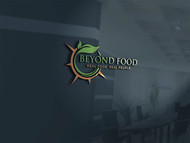 Beyond Food Logo - Entry #96