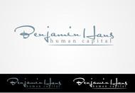 Benjamin Hans Human Capital Logo - Entry #85